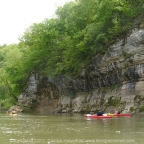 Meramec River Float