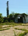 Gas station ruins in Phillipsburg, MO